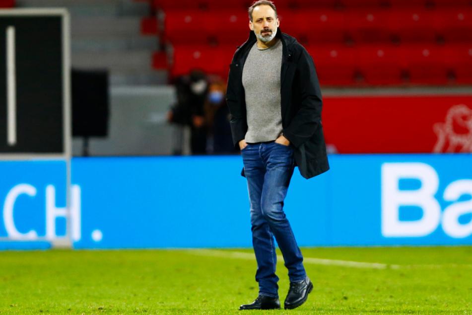 """VfB-Trainer Pellegrino Matarazzo (43) erwartet am Samstag gegen Hertha BSC einen """"sehr unangenehmen"""" Gegner."""