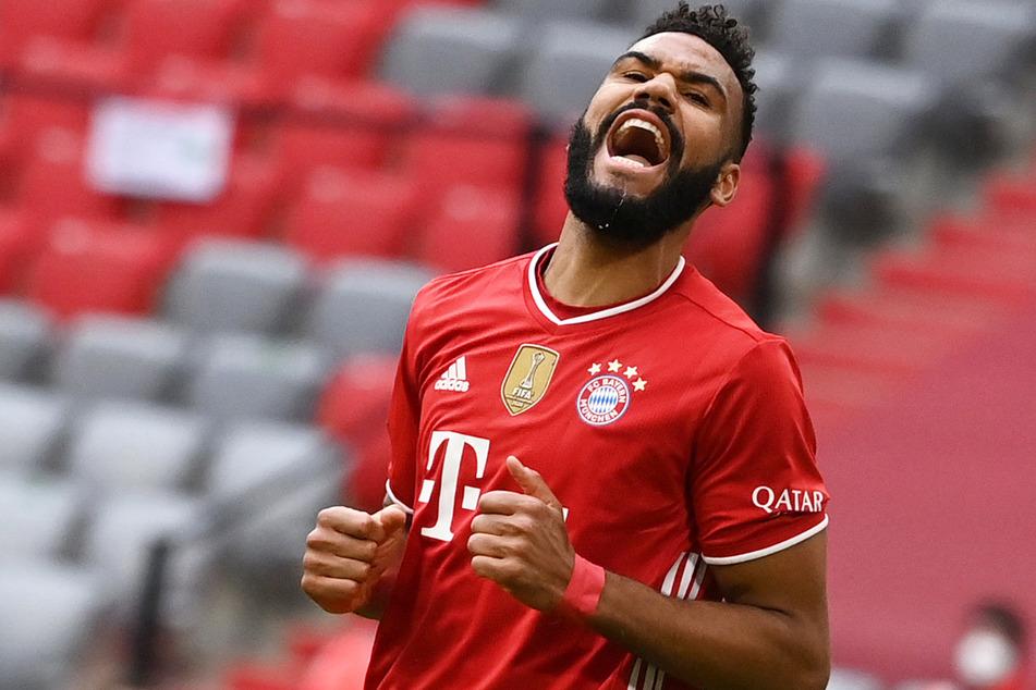 Eric Maxim Choupo-Moting (32) winkt beim FC Bayern München ein neuer Vertrag. Die Verantwortlichen sind mit dem Stürmer zufrieden.