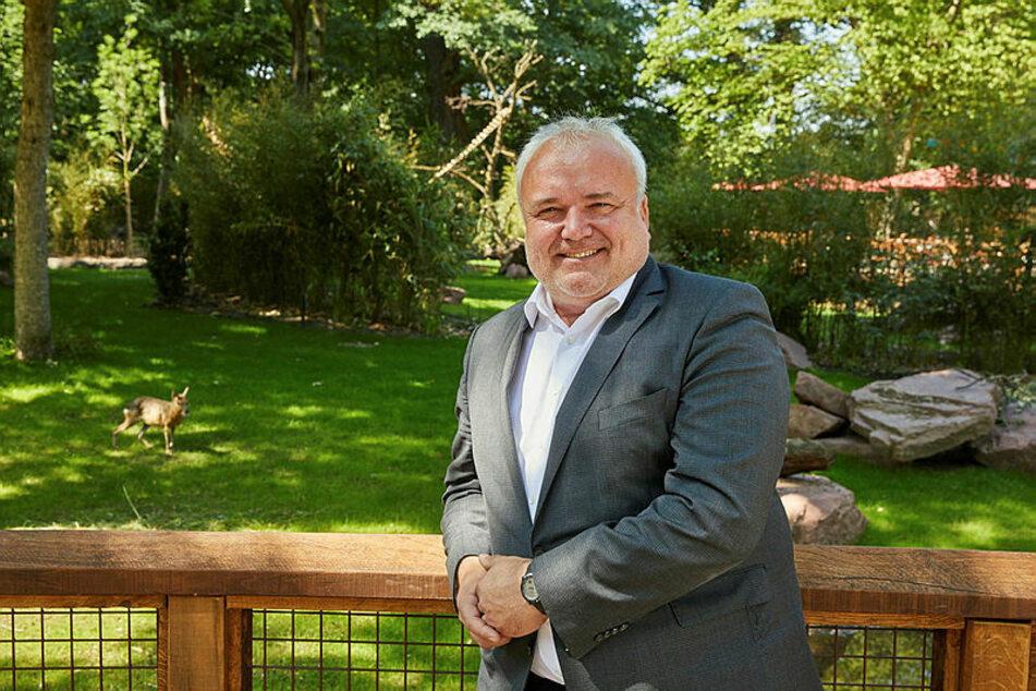 Zoodirektor Prof. Jörg Junhold (56) spricht über die Herausforderungen im Lockdown.