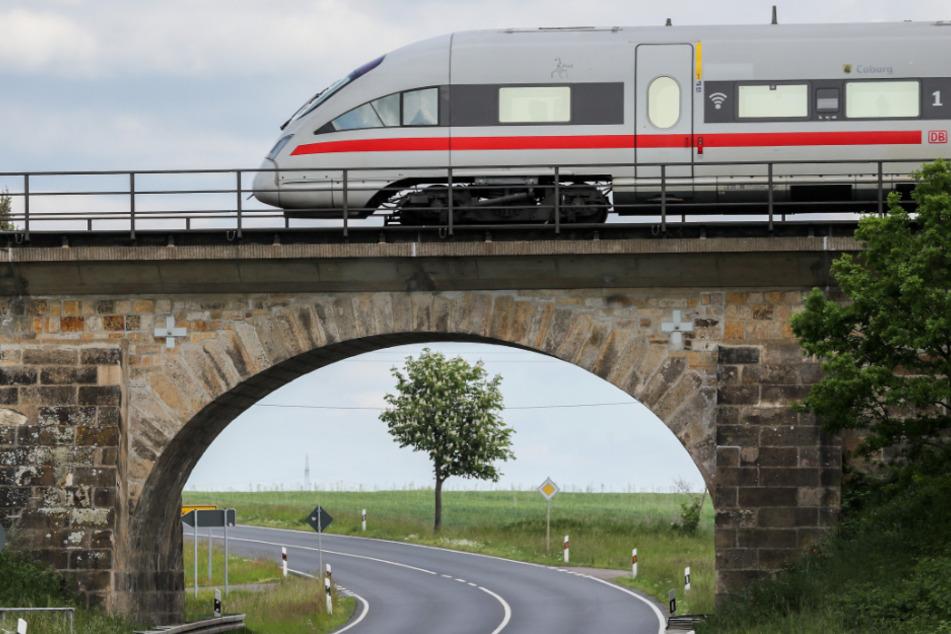 Die Deutsche Bahn wird ab Juni in Baden-Württemberg wieder im Normalmaß fahren.