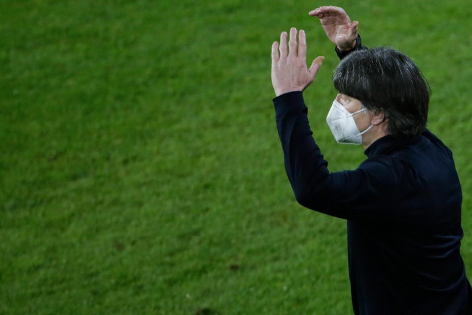 Wird Bundestrainer Joachim Löw mit seiner Mannschaft in der Münchner Allianz Arena spielen?