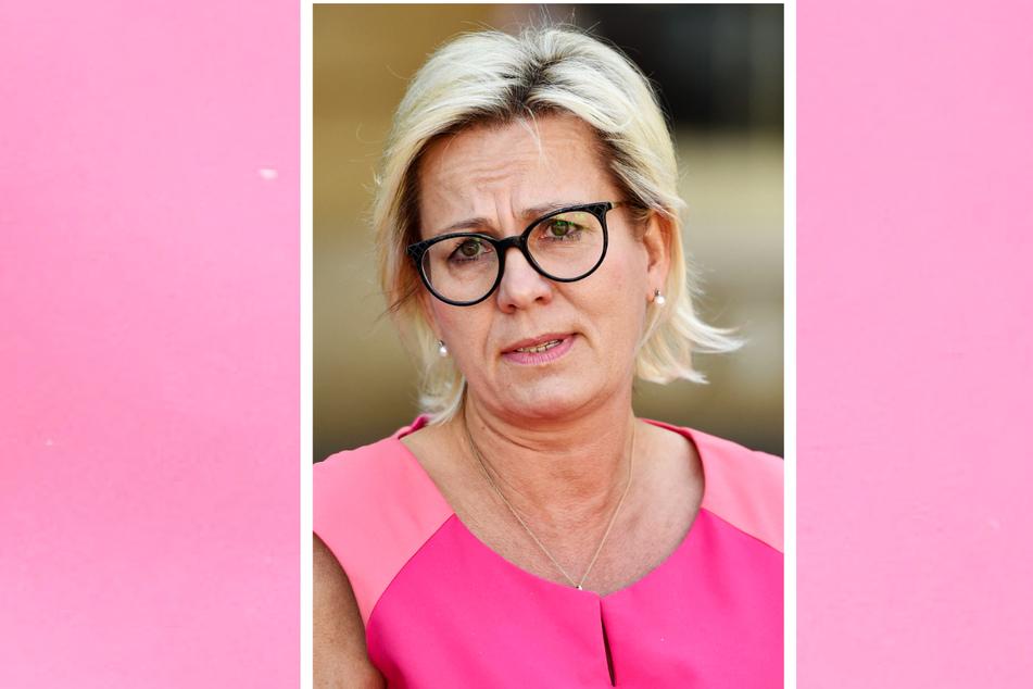 Tourismusministerin Barbara Klepsch (56, CDU) sorgte mit den Fördergeldern für Freude im Oberwiesenthal.