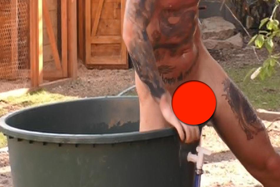 Big Brother: Dennys großer Penis schockt die Bewohner