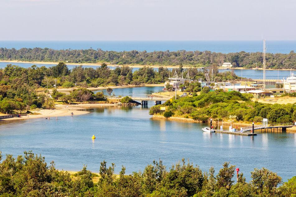 Lakes Entrance ist eine beliebte Ausflugsregion in Victoria.