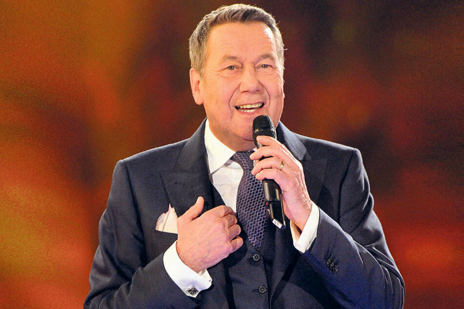 Kaisermania im MDR - gleich drei Sendungen feiern Kult-Sänger Roland Kaiser (68).