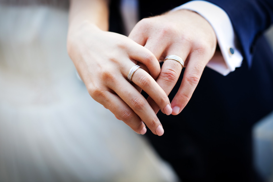 Would you want to register to get married online (stock image)?