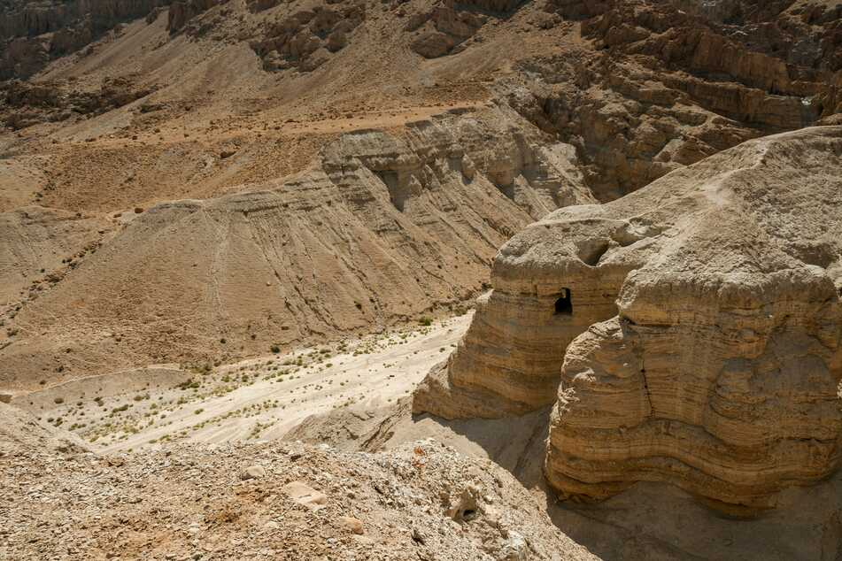 Bible fragments discovered near Dead Sea for first time in decades