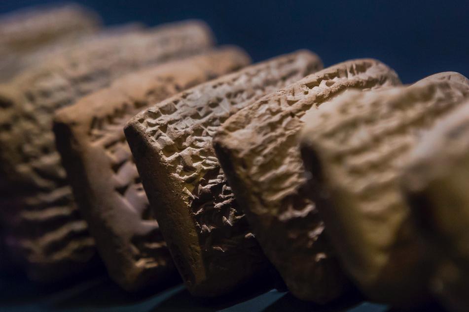 """""""Sensation"""": Forscher machen überraschende Entdeckung zu einem der ältesten Texte der Welt"""