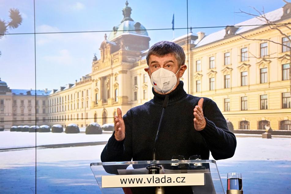 Der tschechische Ministerpräsident Andrej Babis (66) arbeitet nun schon mit dem vierten Gesundheitsminister seit Ausbruch der Pandemie.