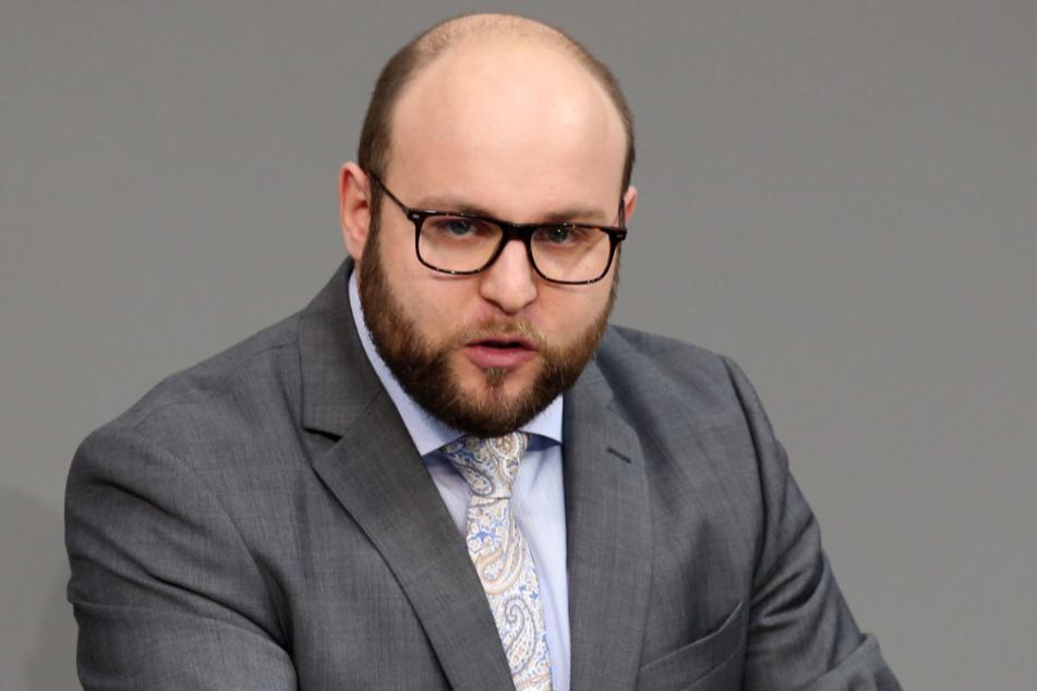 AfD-Landesvize Markus Frohnmaier.