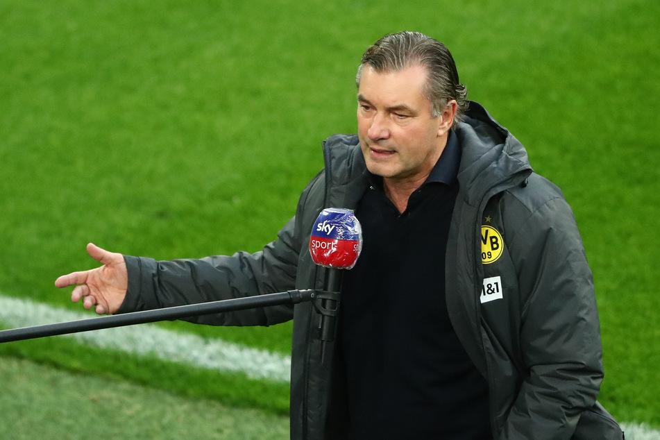 Der Sportliche Leiter des BVB, Michael Zorc (58), steht im Fokus.