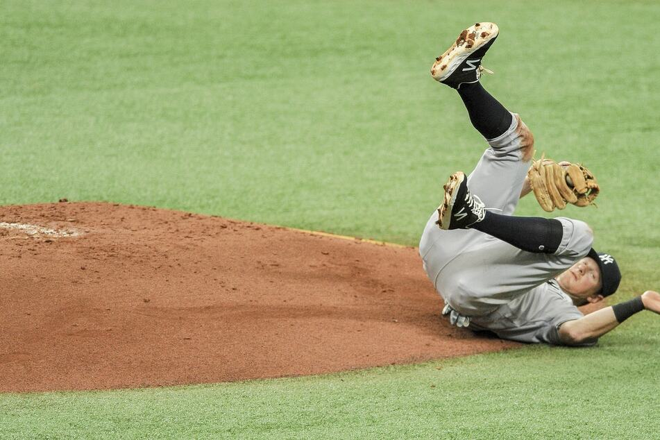 MLB: Yankees woes continue as the AL Champs shut out the Bronx Bombers