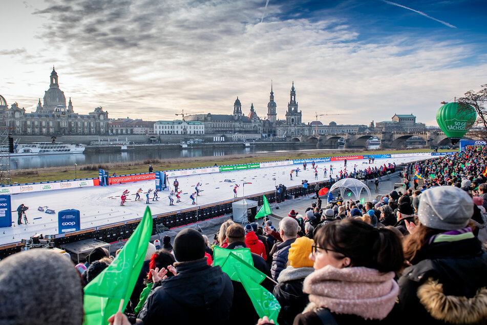 Hier gibt's Tickets für das Wintersport-Event des Jahres in Dresden!