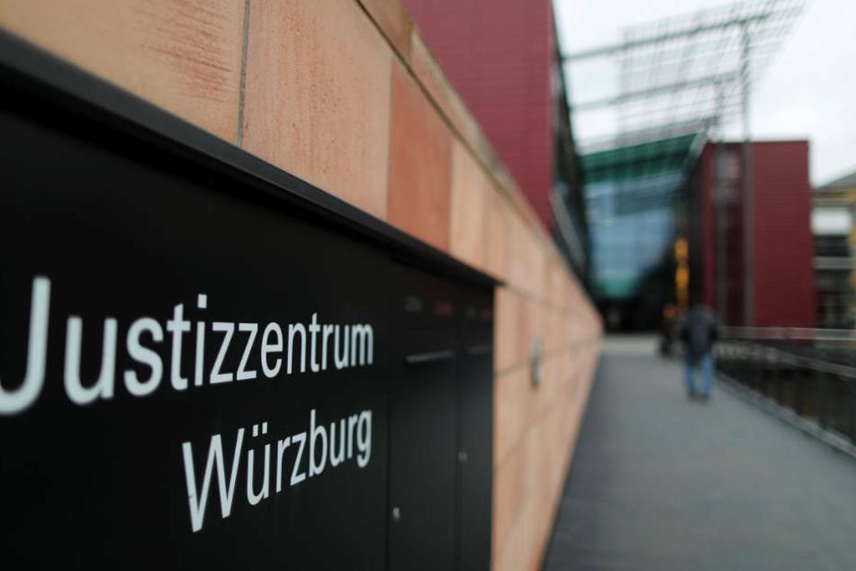 Die Große Jugendkammer am Landgericht Würzburg hat elf Verhandlungstage bis Ende April anberaumt (Archivbild).