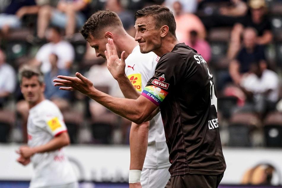 Kapitän Philipp Ziereis (28) kehrt nach seiner Rot-Sperre zurück ins Team.