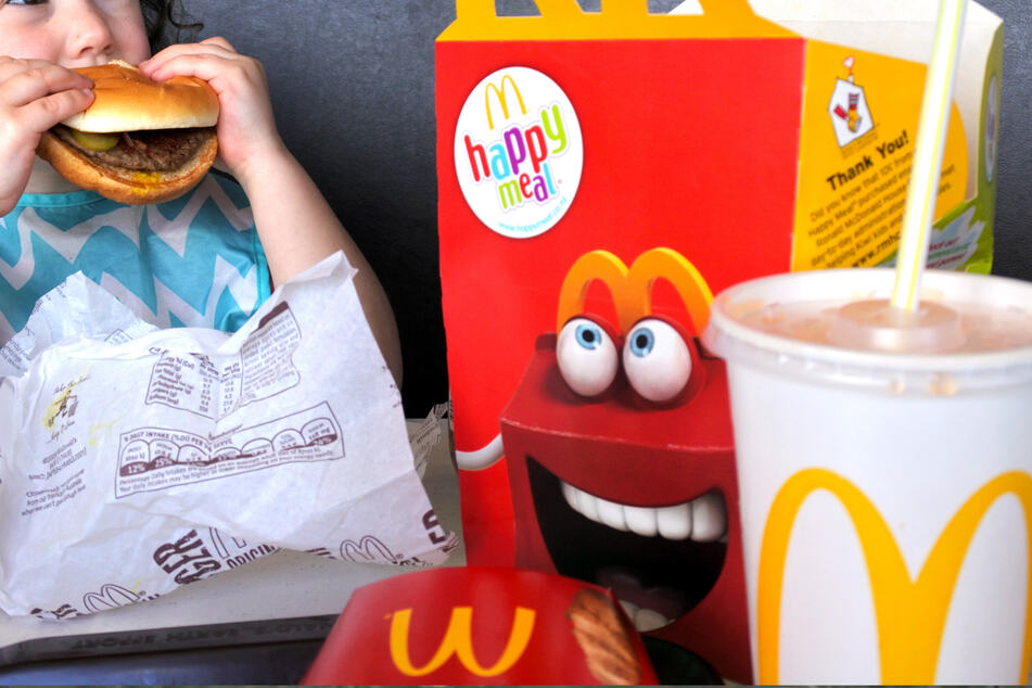 Mom finds drugs in her son's Happy Meal in Alabama McDonald's
