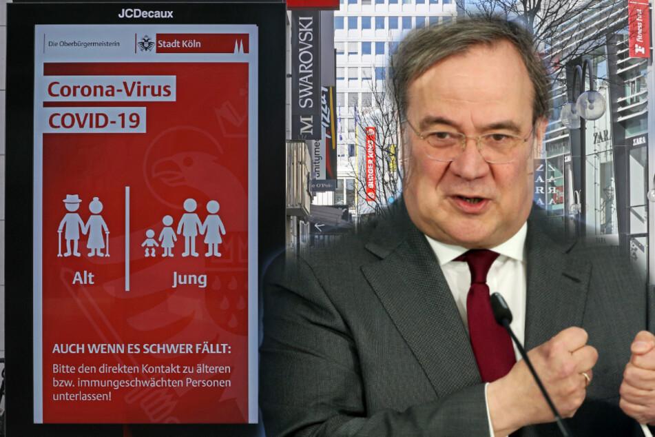 Corona-Krise: Armin Laschet beantwortet Anrufer-Fragen in WDR-Sendung