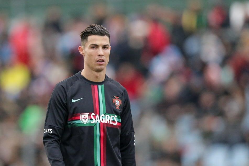 Cristiano Ronaldo tests positive for the coronavirus