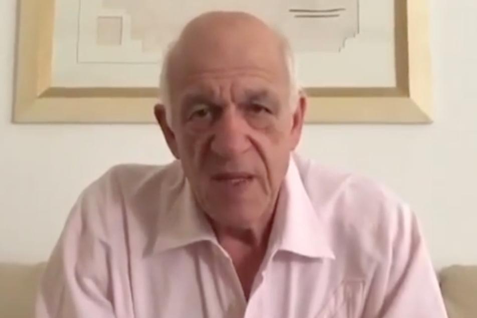 Für Manfred Weßels (72) ist die Musikkarriere seines Sohnes vorbei.