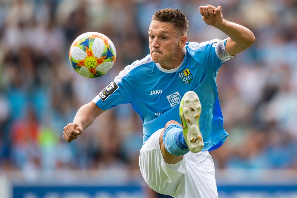 Daniel Frahn spielte bereits für den Chemnitzer FC.
