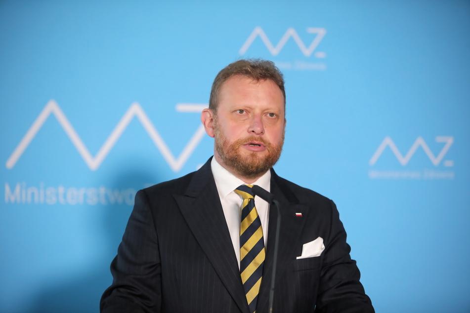 Lukasz Szumowski, Gesundheitsminister von Polen, trat in dieser Woche von einem Amt zurück.