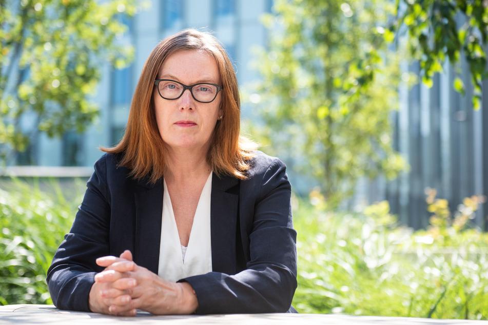 Professorin Sarah Gilbert (59), die federführende Entwicklerin des Astrazeneca-Impfstoffs.