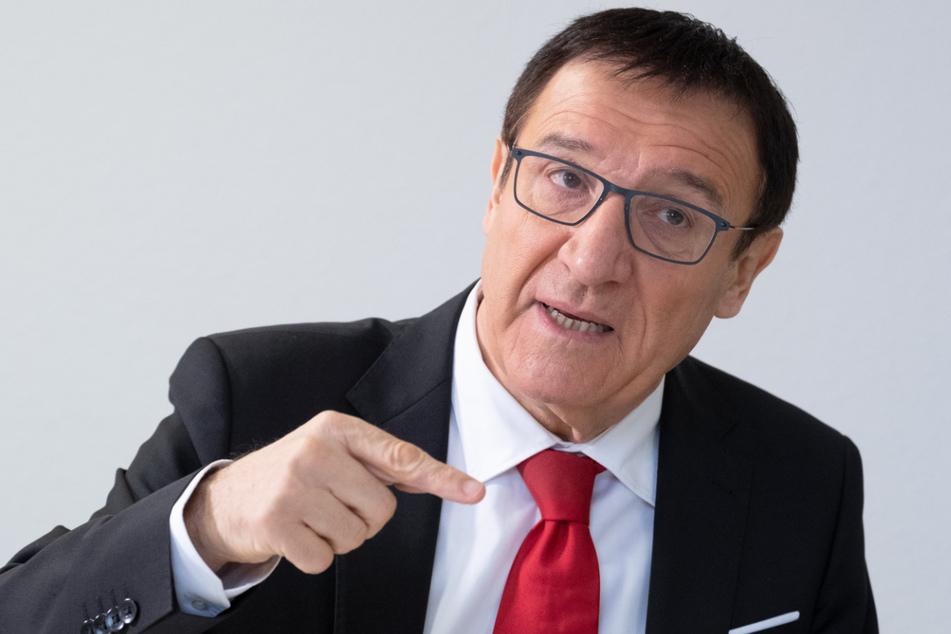 CDU-Fraktionschef Wolfgang Reinhart.