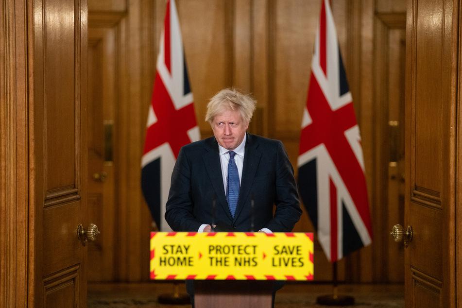 """Laut dem britischen Premier Boris Johnson gibt es """"einige Hinweise"""" darauf, dass die neue Corona-Variante aus England noch tödlicher sein könnte."""