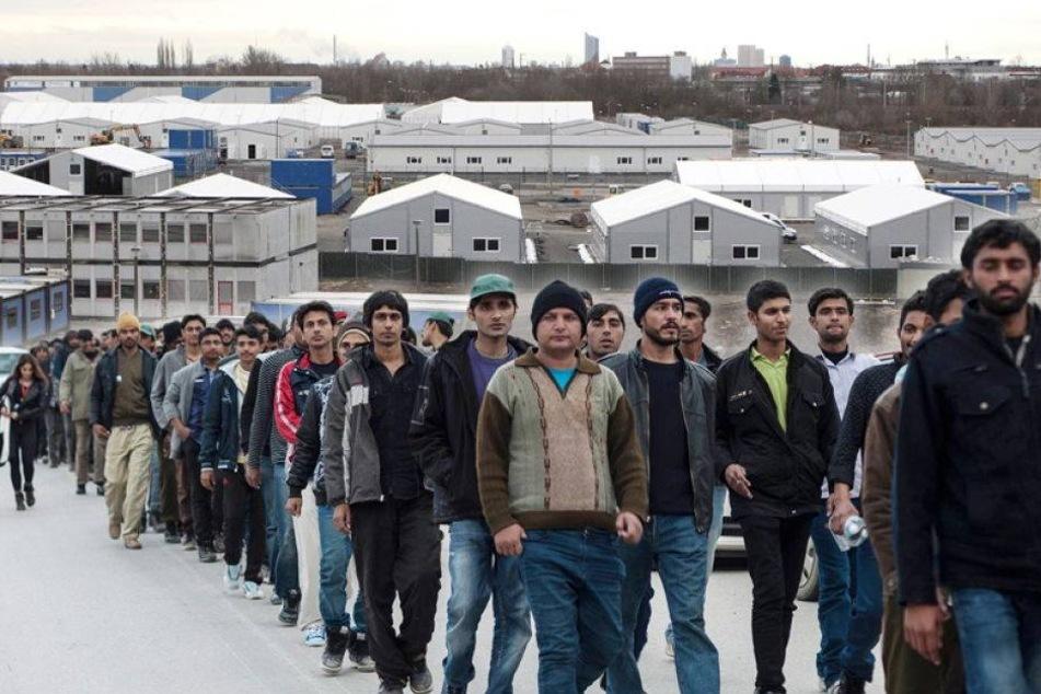 Diese Stadt wird Flüchtlingsdrehkreuz für Sachsen