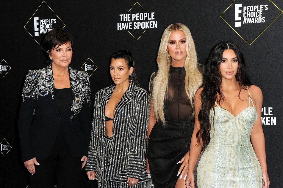 From l. to r.: Kris Jenner (65), Kourtney Kardashian (41), Khloe Kardashian (36), and Kim Kardashian-West (40) won't be hosting their legendary Christmas Eve party this year.