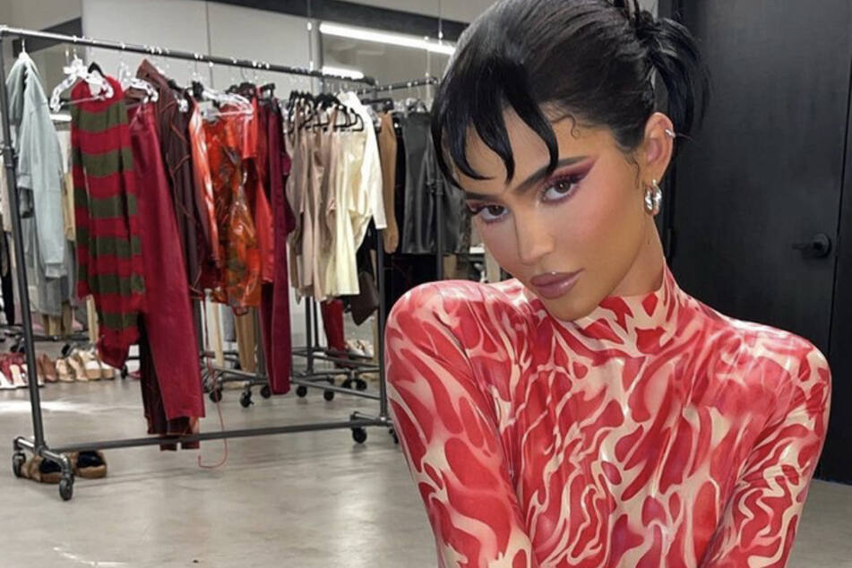 Social media bloodbath: Is Kylie Jenner's new makeup promo a bloody nightmare?