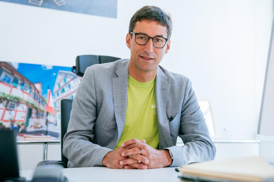 Wohl Esslingens nächster OB: Matthias Klopfer (53, SPD).