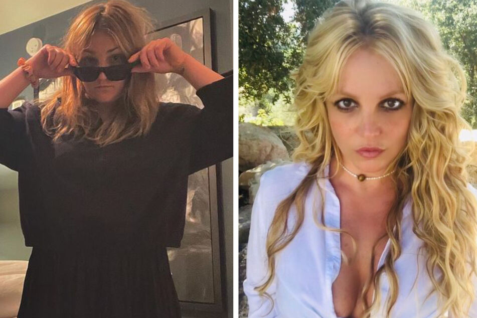 """""""How dare you"""": Did Britney Spears dish out a sis diss in a new Instagram rant?"""
