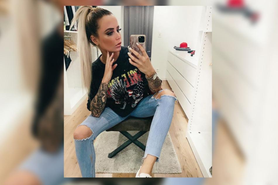 """Jade Übach (26) bestätigte nun die Gerüchte: die Ex-""""Bachelor""""-Kandidatin ist frisch verliebt."""
