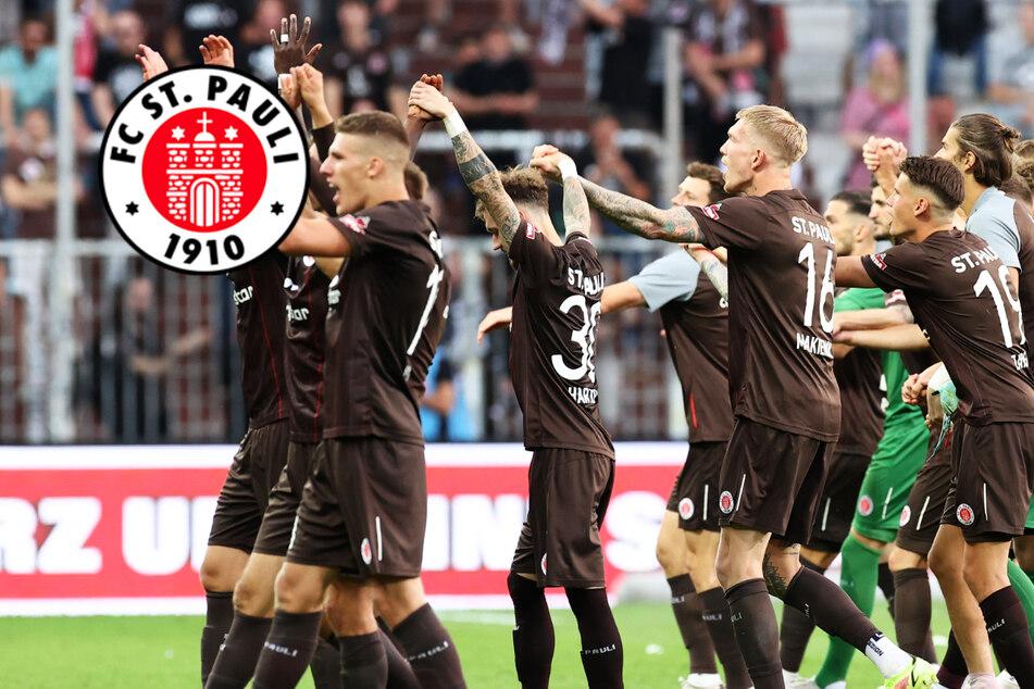 FC St. Pauli setzt Zeichen der Inklusion: Aufstellung in Gebärdensprache