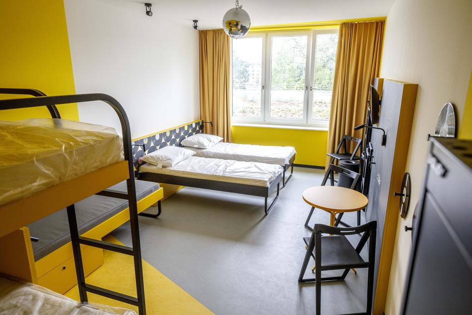 Die auf Gruppenreisen spezialisierte Hotelkette bietet auch Mehrbettzimmer an.