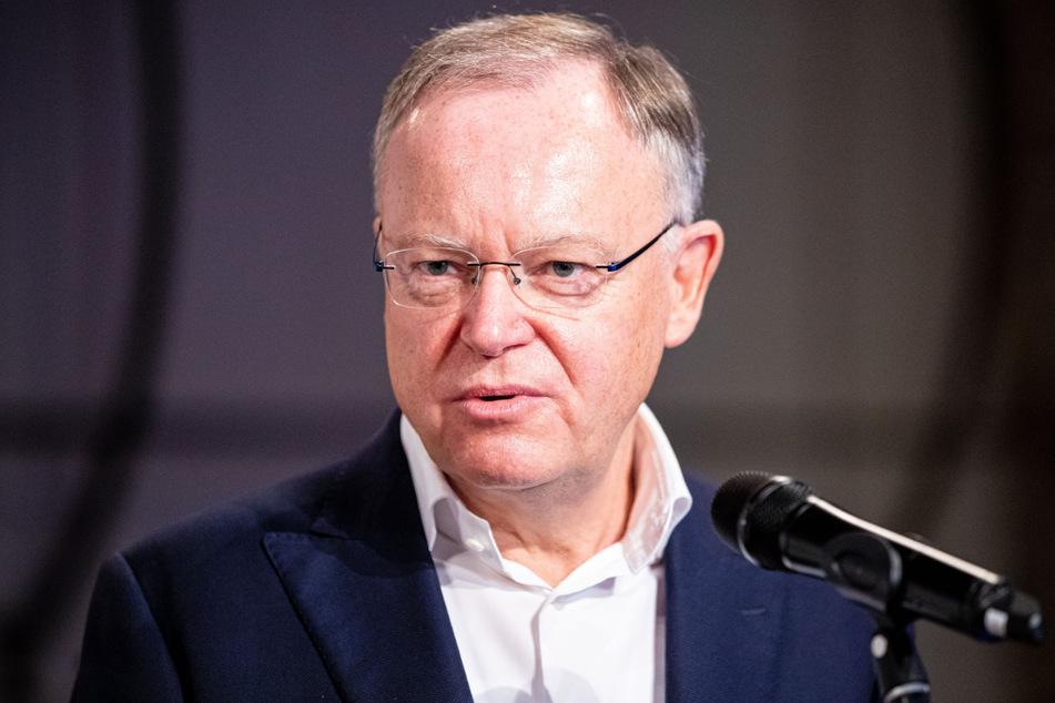 Stephan Weil (61, SPD), Ministerpräsident von Niedersachsen.