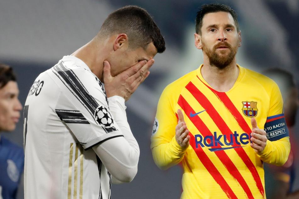 Champions-League-Viertelfinale ohne Messi und Ronaldo: Geht eine Ära zu Ende?