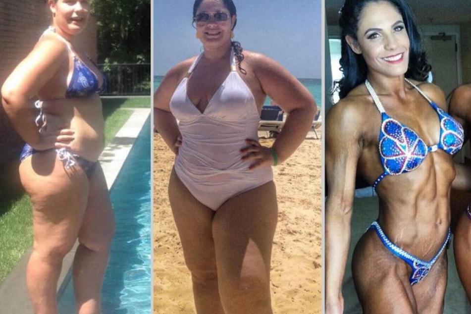 Fitness-Wahn: Ist diese zweifache Mutter noch schön?