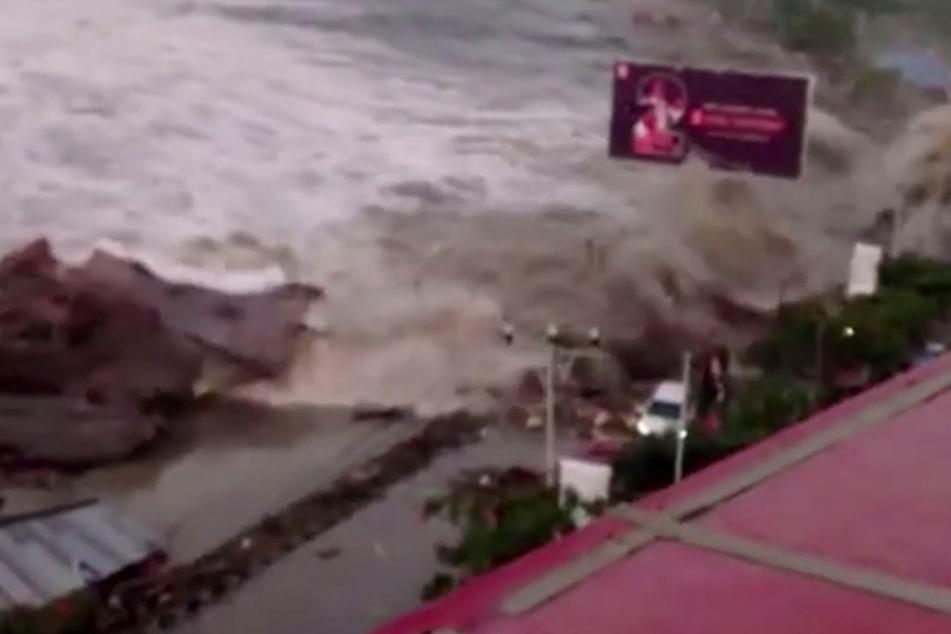 Tsunamis, Wind und Feuer: Damit müssen Menschen rechnen