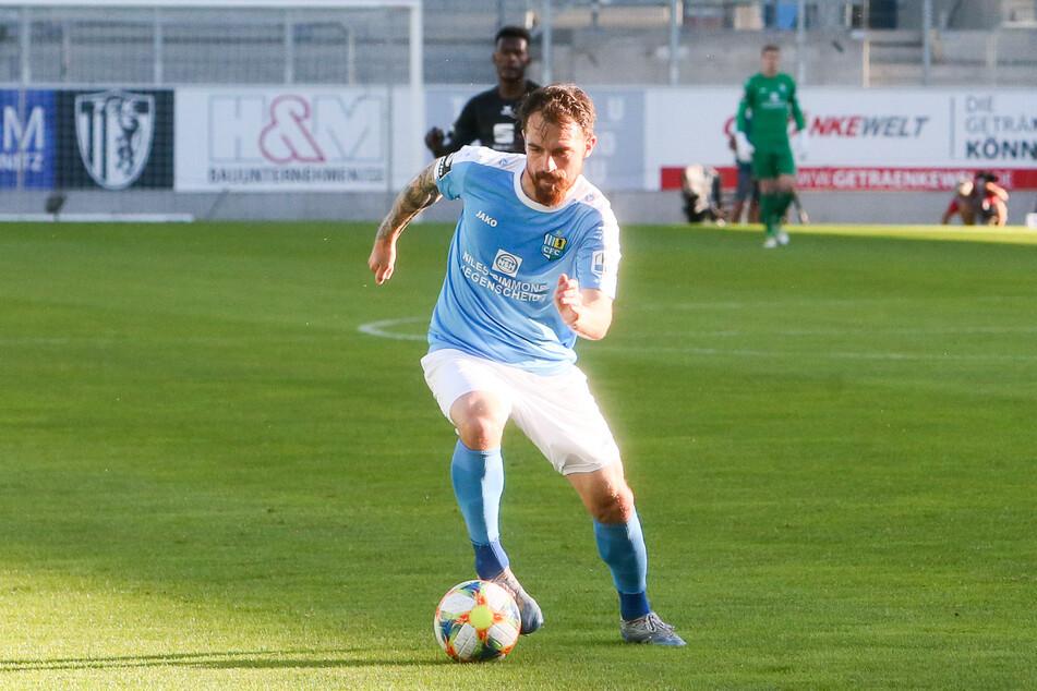 Auch Pascal Itter wird bis einschließlich 4. Juli für den CFC spielen.