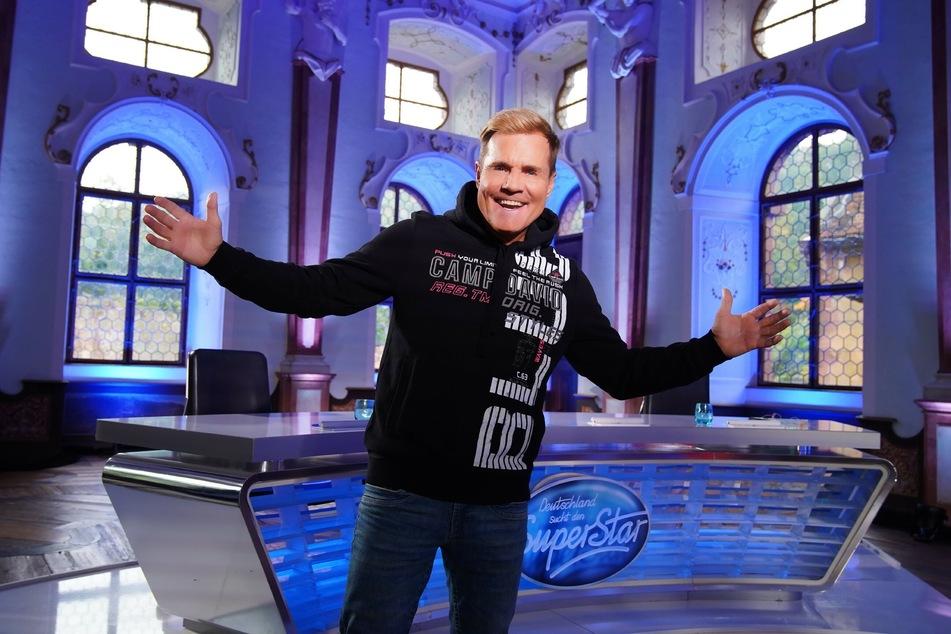 Dieter Bohlen (67) dürfte sich über den Show-Verbleib von Karl Jeroboan (30) besonders freuen.