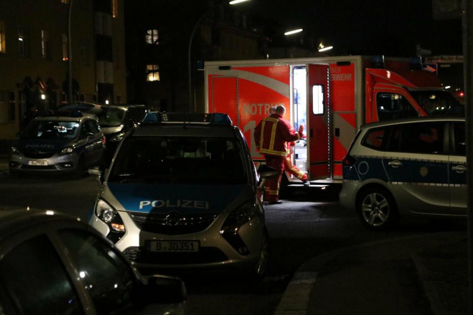 Berlin: SEK-Einsatz in Neukölln: Mann bedroht seine Ex mit Pistole