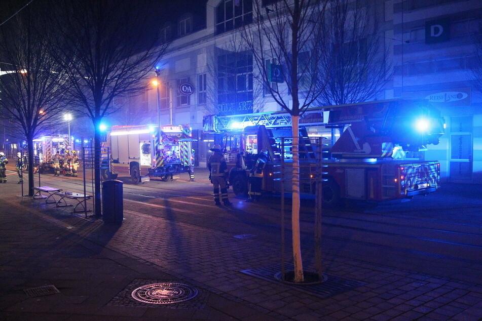 Feuer-Alarm in Nordhausen! Mehrere Brände in einer Nacht