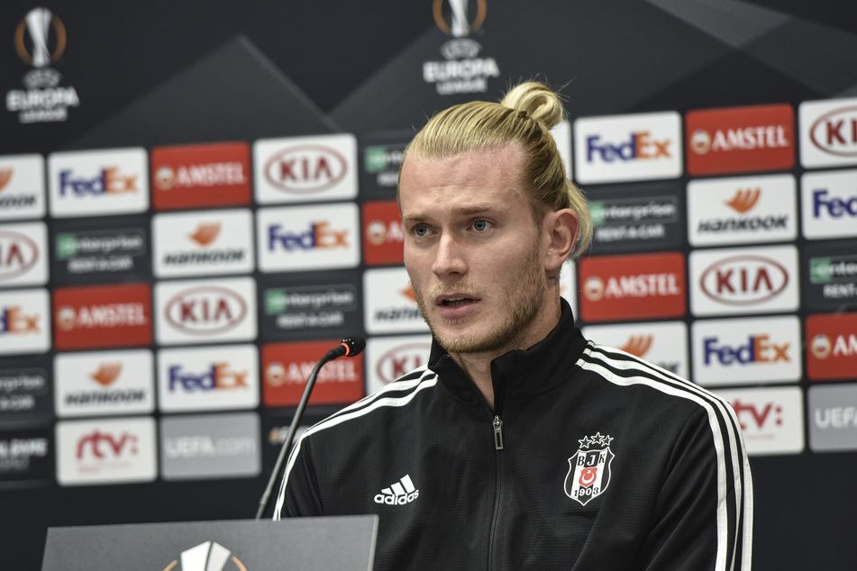 Torwart Loris Karius soll vom FC Liverpool an Union Berlin ausgeliehen werden.