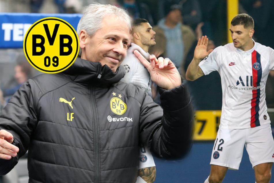BVB an PSG-Verteidiger dran! Wildert Dortmund ausgerechnet bei Tuchel?