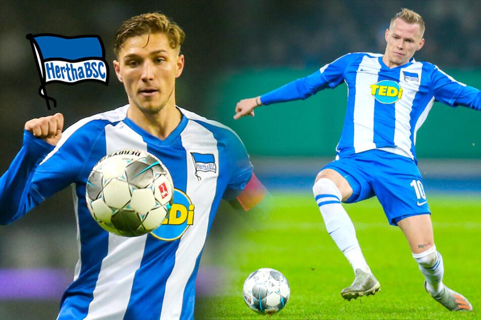 Hertha BSC: Rückkehrer Duda und Stark wieder im Training!