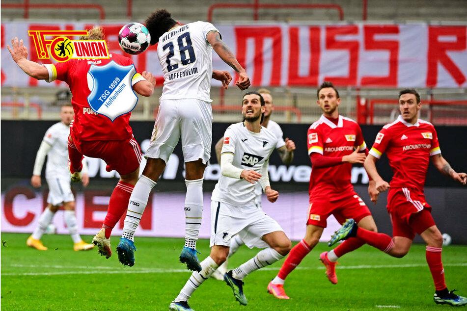 Union Berlin erkämpft bei Kruse-Comeback glückliches Unentschieden gegen Hoffenheim
