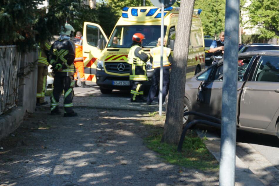 Schwerer Autounfall: VW nimmt Opel die Vorfahrt und überschlägt sich zwei Mal!