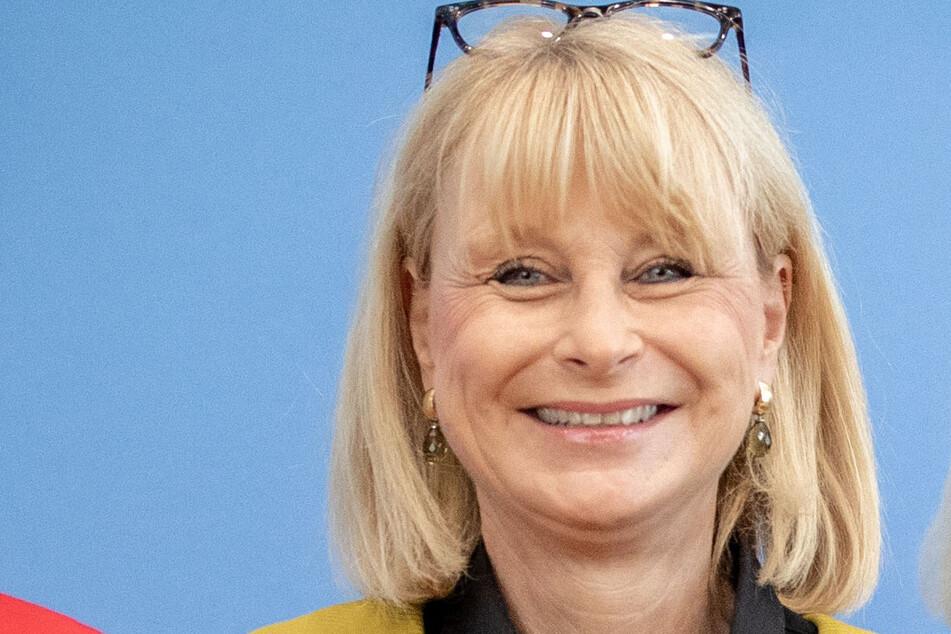Karin Maag (58, CDU), gesundheitspolitische Sprecherin der CDU/CSU-Bundestagsfraktion.